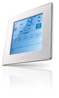 LG Air con wall controller